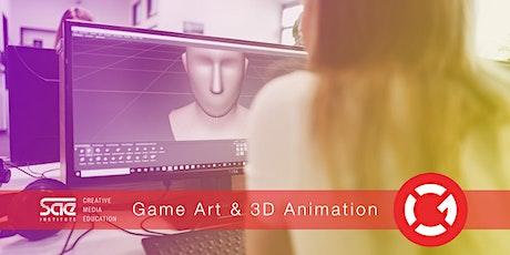 Workshop: Game Art - 3D Basics Tickets