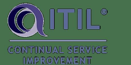 ITIL – Continual Service Improvement (CSI) 3 Days Training in Edinburgh tickets
