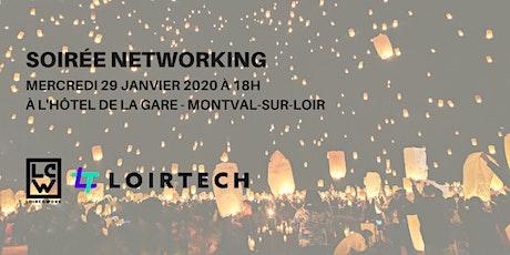 Soirée networking : Développez votre réseaux professionnels ! billets
