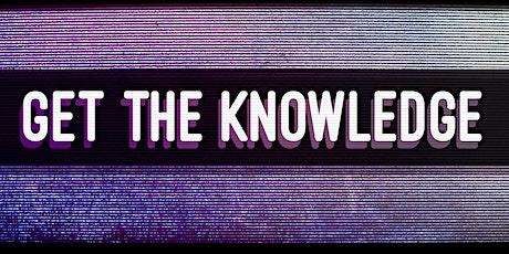 GET THE KNOWLEDGE - BRISTOL tickets