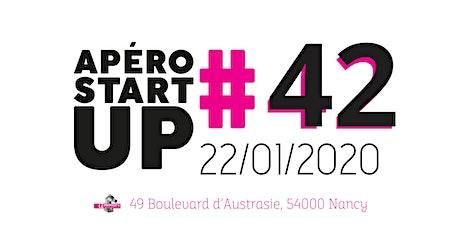 Apéro Startup #42 - Le Paddock - Janvier 2020 billets