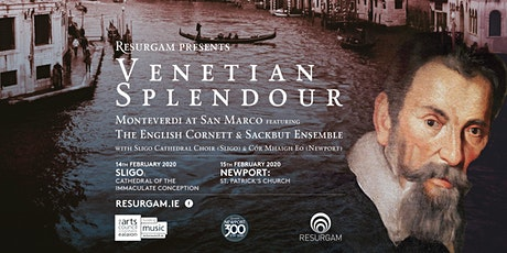 Resurgam & English Cornett and Sackbut Ensemble with Sligo Cathedral Choir tickets