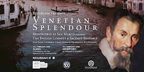 Resurgam  and the English Cornett and Sackbut Ensemble with Cór Mhaigh Eo. tickets