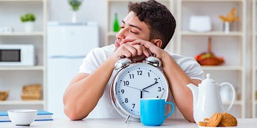 Sommeil- Comprendre son horloge biologique- Conférence D181