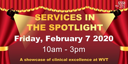 Celebrating Services in the Spotlight 2020