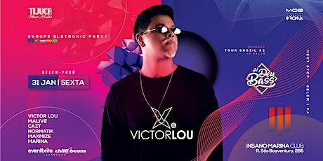 DeuBass • Tour Brazil ~ Victor Lou ingressos