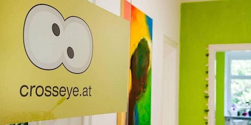 """crosseye Workshop """"Gut Gefunden werden bei Google"""""""