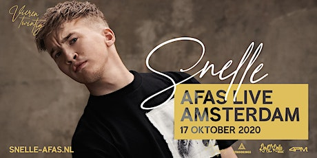 Snelle in AFAS Live tickets