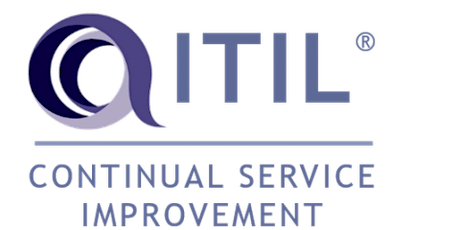 ITIL – Continual Service Improvement (CSI) 3 Days Training in London tickets