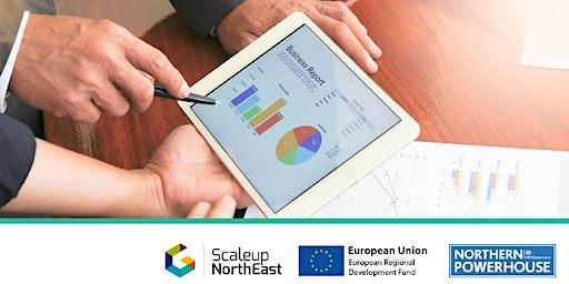 Increase Sales in 2020 - Scaleup North East Insight Workshop