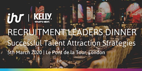 Recruitment Leaders Dinner: Successful Talent Attraction Strategies tickets