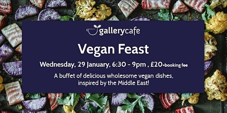 The Gallery Vegan Feast tickets