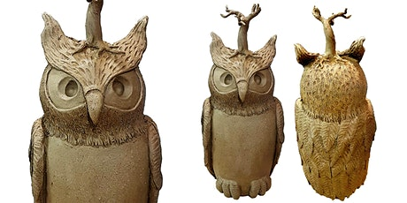 Owl Sculpture Workshop tickets