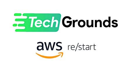 TechGrounds: informatie avond AWS Cloud Operator opleiding tickets