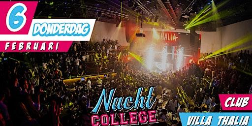 Nachtcollege 2020 ✘ Club Villa Thalia