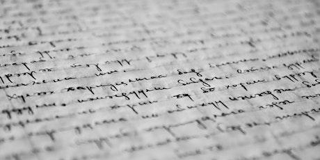 English Language - Grammar in academic writing tickets