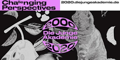 Cha(lle)nging Perspectives - Harald Schmidt zu Gast bei der Jungen Akademie