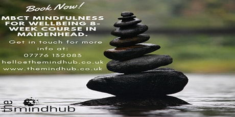 MBCT Mindfulness 8-Week Group Course + Retreat Day - Maidenhead tickets