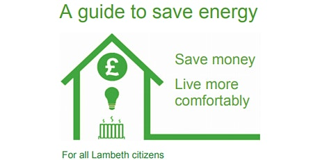 Energy efficiency at home - residents drop in session March tickets