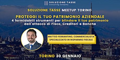 Soluzione Tasse MeetUp - Torino biglietti