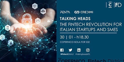 Talking Heads - The Fintech Revolution for Italian Startups and SMEs