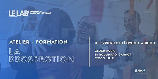 Atelier Formation #Lille | La Prospection | Le LAB'