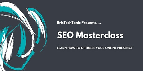 SEO Masterclass: How to Improve your Small Business Search Appearance tickets