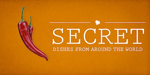 Secret dishes from around the world