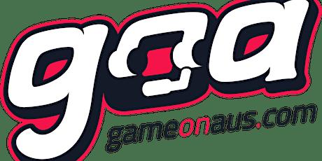 Game On Aus - God Mode meet up tickets