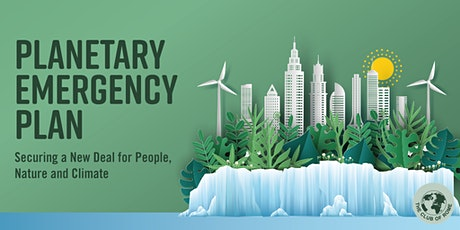 European Green Deal: combining emergency action and systemic transformation tickets