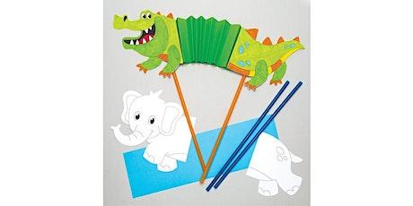 Jungle Animal Puppets tickets