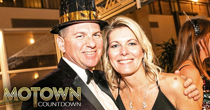 """Motown Countdown """"Classic Decades"""" New Year's Eve Party image"""