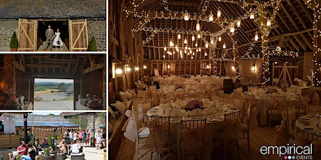 Southlands Barn Wedding Fair by Empirical Events tickets