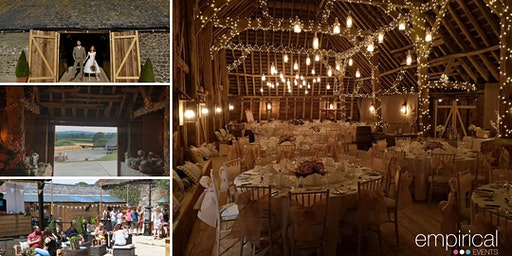 Southlands Barn Wedding Fair by Empirical Events