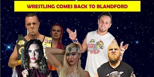 Ring Wrestling Stars Live in Blandford