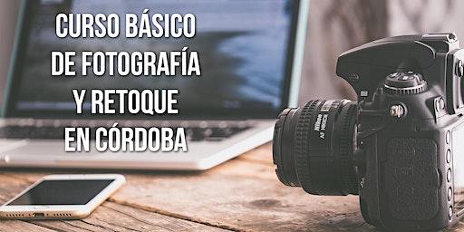 Curso de fotografía y retoque en Enero