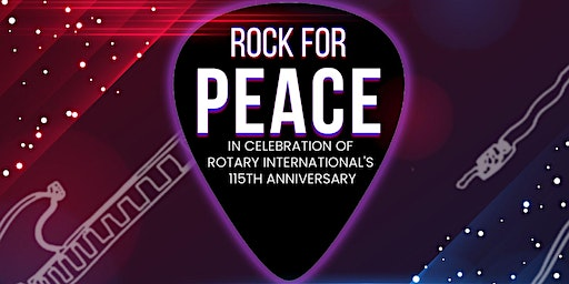 ROCK FOR PEACE Concert