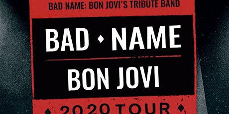 Bad Name: Homenaje a Bon Jovi (Madrid) entradas