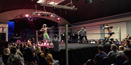 Live Wrestling in Camberley! tickets