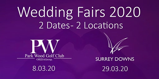 Wedding Fairs 2020