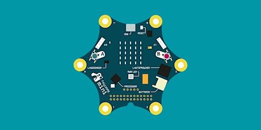 Coding mit Calliope: Kontrolliere den Microcontroller