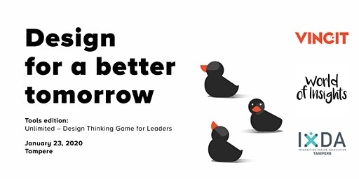 Design for a better tomorrow – World of Insights