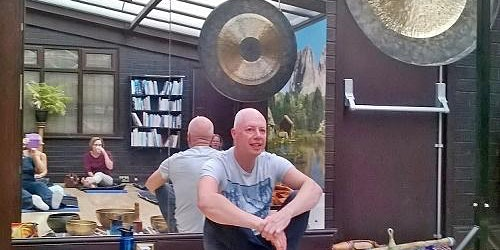 Gong Relaxation Sound Bath - Fountains Court, Scarborough