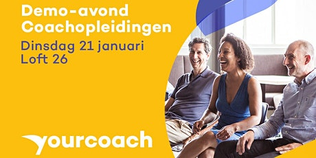 Demo-avond Coach Opleidingen tickets
