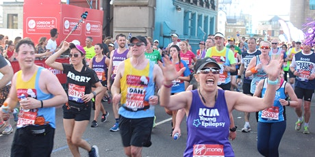 London Marathon 2020 for Young Epilepsy tickets
