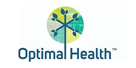 Optimal Health Program - Workplace Wellbeing tickets