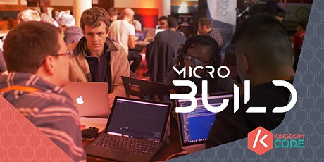 Kingdom Code London: MicroBUILD tickets