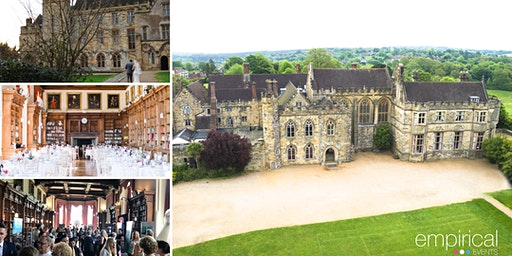 Battle Abbey Wedding Fair by Empirical events