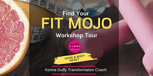 Galway Find Your Fit Mojo Workshop
