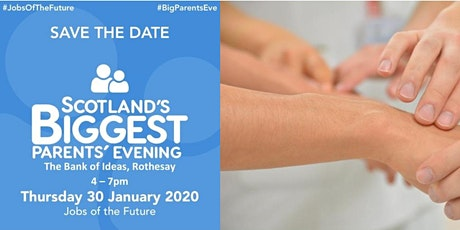 Scotland's Biggest Parents' Evening 2020 - Meet the Employers! tickets